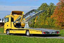 Autotransporter ciężarowy DMC do 12 t