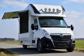 Opel Movano FOOD TRUCK DO ARANŻACJI