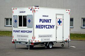 Mobilny gabinet medyczny